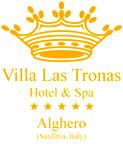 Villa Las Tronas Hotel & SPA è l'incantevole hotel 5 stelle simbolo di Alghero (Sardegna)